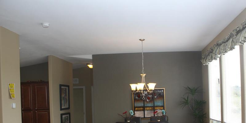 Ceiling Quarter Round