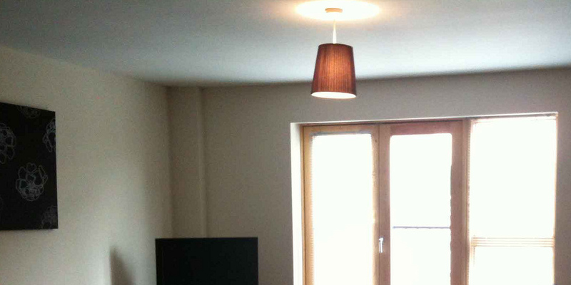The best way to Hang Light Fixtures From amp & a Swag Hook; Toggle Bolt
