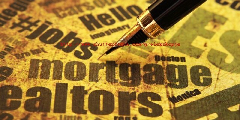 How to Find a Mortgage With a Low Credit History